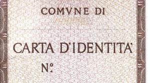 Che documenti portare a Londra. Carta di identità