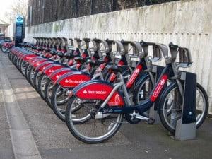 Visitare Londra in bicicletta