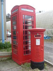 Cassetta posta Londra