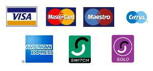 Pagamento Carte di credito Londra