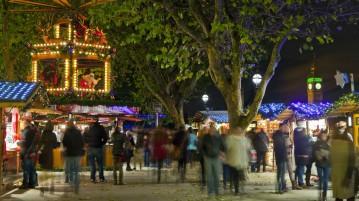 I mercatini di Natale aLondra