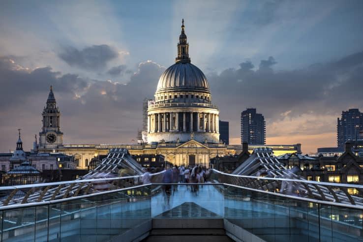 Le cupole più famose al mondo: la Cattedrale di Saint