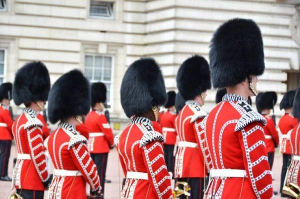 Buckingham Palace, uno dei posti da visitare a Londra