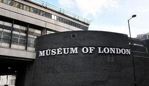 Il Museum of London, il più grande museo di storia urbana al mondo