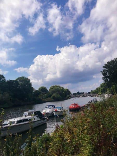 Richmond: visitare Londra