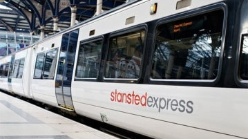 Come arrivare da stansted al centro di Londra. Orari, costi, prenotazione biglietti on line