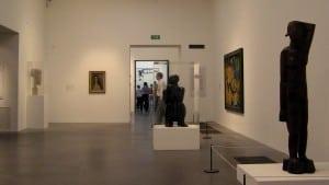 Il Tate Modern di Londra. il museo più visitato al mondo