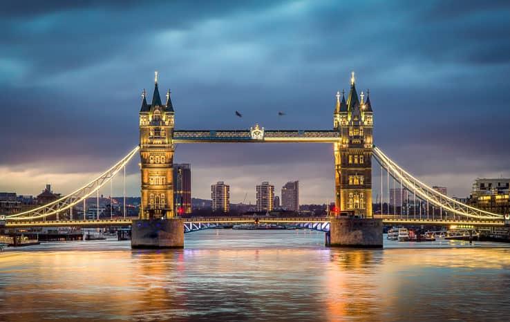 Una delle icone di Londra - Il Tower Bridge attrazione imperdibile