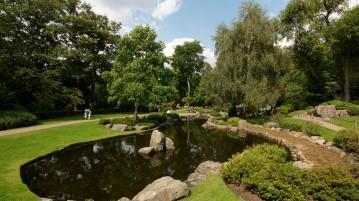 Holland Park, uno dei più tranquilli e romantici parchi di Londra