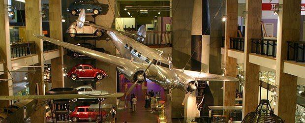Visitare Londra con bambini. Il Science Museum
