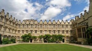 Oxford, una delle mete per una gita fuori Londra