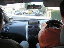 Guida a sinistra
