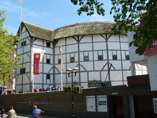 Sheakspeare's Globe Theatre