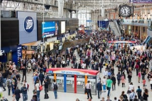 Le stazioni di Londra: Waterloo Station