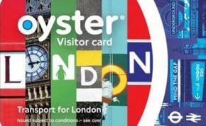 Vantaggi della Oyster Card