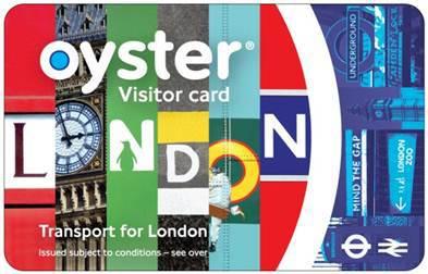Come ottenere il rimborso della Visitor Oyster Card