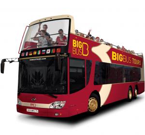 I city sightseeing della Big Bus Tours. Attrazioni principali