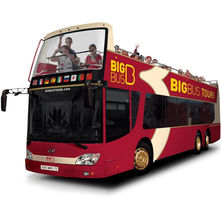 biglietto Big Bus Tours