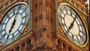 Il Big Ben, una delle attrazioni principali di Londra