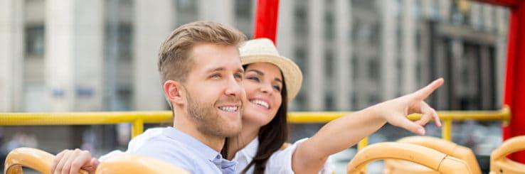 Visitare Londra con i Bus Turistici