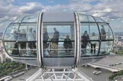 Il London Eye, scopri qui orari, costi e biglietti per evitare la fila