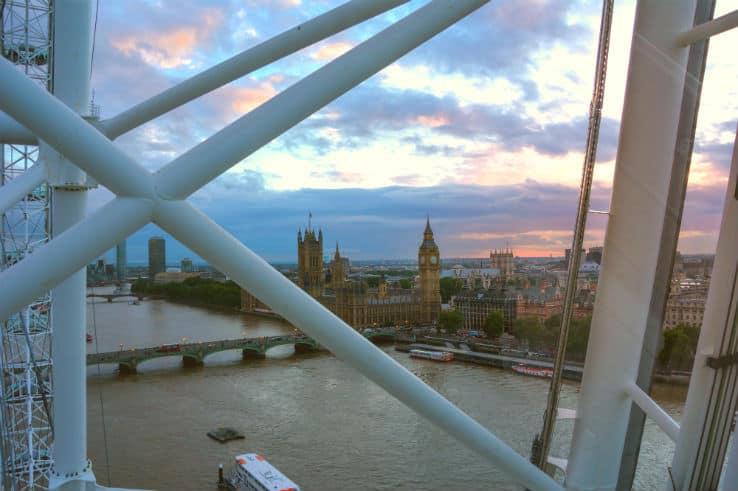 Il London Eye - La Ruota panoramica di Londra, compra i biglietti per evitare la fila