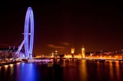 Il London Eye ha ora il wi-fi gratuito