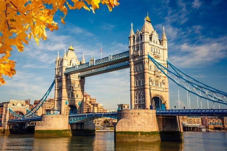 92a220a93b Il Tower Bridge, una delle icone più conosciute di Londra