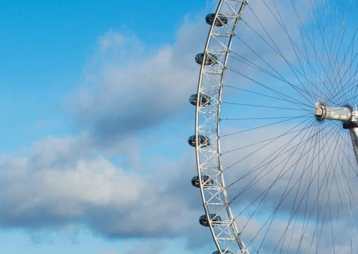 Biglietti e orari ingresso London Eye - La ruota panoramica di Londra