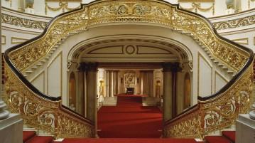 Buckingham Palace, uno dei posti da vedere a Londra