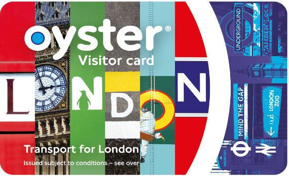 Quanto costa e come si usa la Visitor Oyster Card