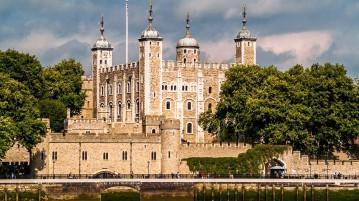 La torre di Londra, assolutamente da visitare!