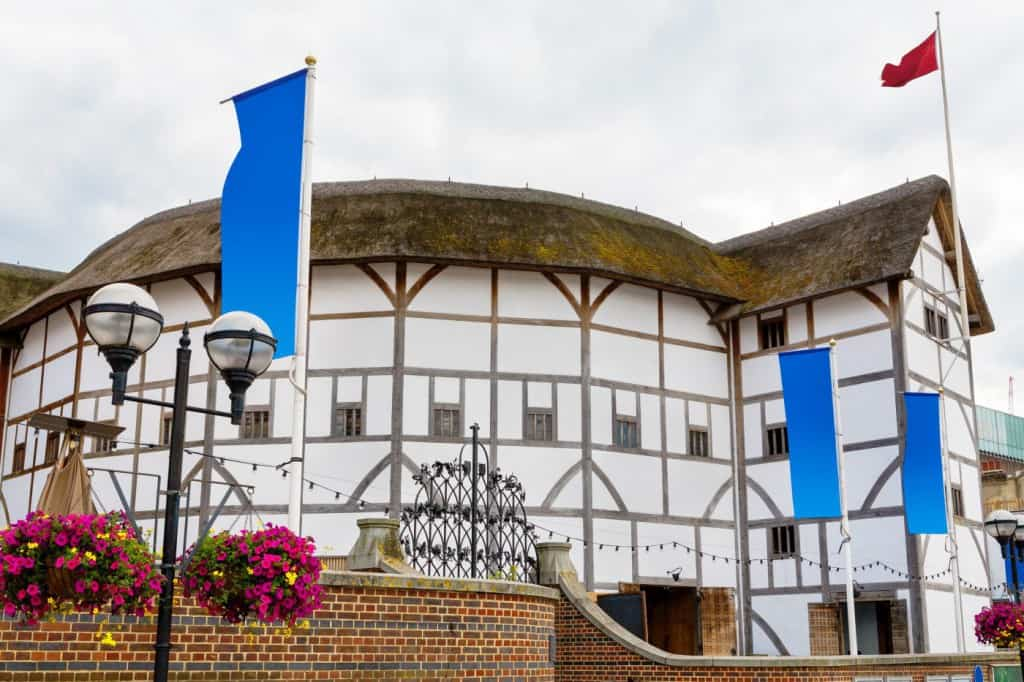Shakespeare's Globe di Londra, gratis con il London Pass