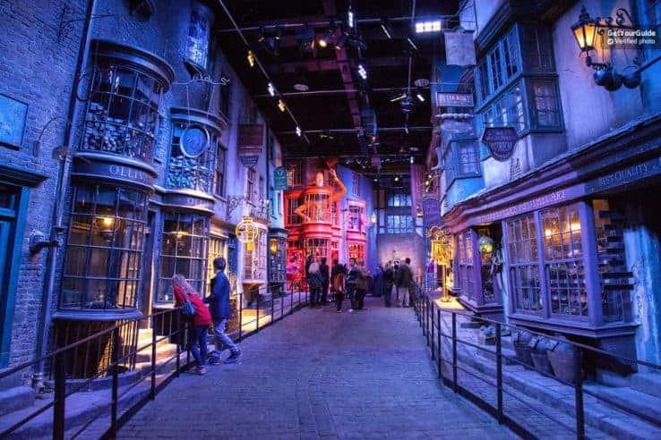 Tour di Harry Potter a Londra. Scopri come acquistare i biglietti!