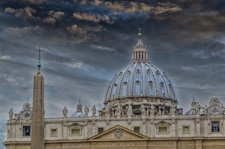 La cupola di San Pietro, tra le cupole più famose al mondo